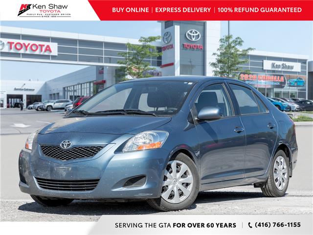2009 Toyota Yaris Base (Stk: 17106AB) in Toronto - Image 1 of 16