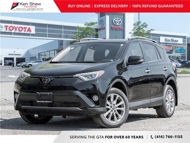 2018 Toyota RAV4 Limited (Stk: 17268A) in Toronto - Image 1 of 21