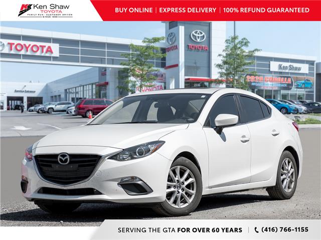 2016 Mazda Mazda3 GS (Stk: 17284A) in Toronto - Image 1 of 21