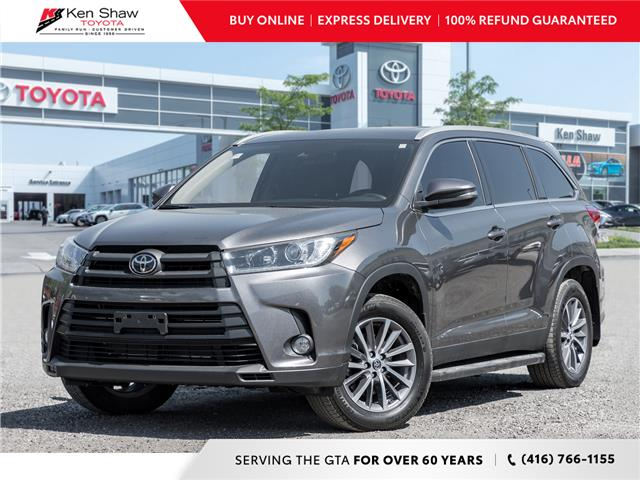 2019 Toyota Highlander XLE (Stk: 17269A) in Toronto - Image 1 of 20