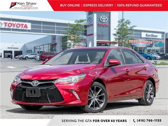 2016 Toyota Camry XSE (Stk: 17253A) in Toronto - Image 1 of 20