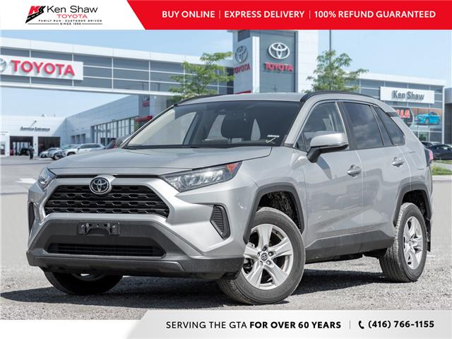 2019 Toyota RAV4 LE (Stk: 17293A) in Toronto - Image 1 of 19