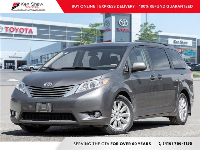 2014 Toyota Sienna 7 Passenger (Stk: 80139A) in Toronto - Image 1 of 21