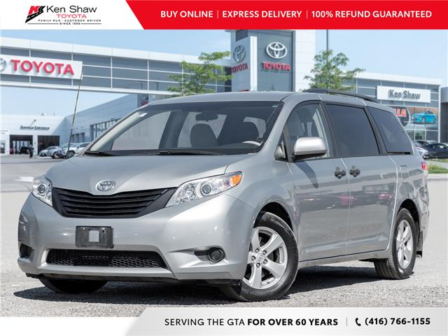 2014 Toyota Sienna 7 Passenger (Stk: 79920a) in Toronto - Image 1 of 17