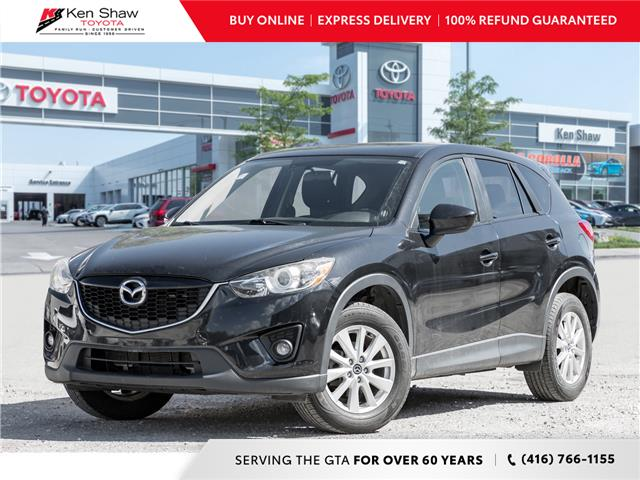 2013 Mazda CX-5 GS (Stk: 79450AB) in Toronto - Image 1 of 18
