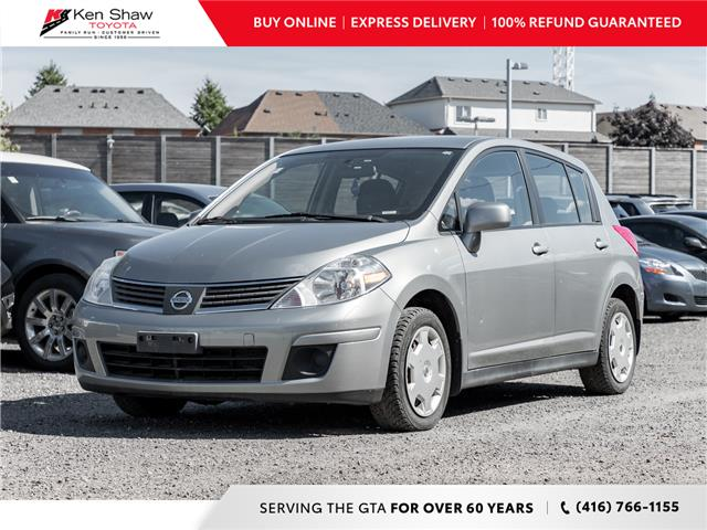 2008 Nissan Versa 1.8S (Stk: 80108a) in Toronto - Image 1 of 2