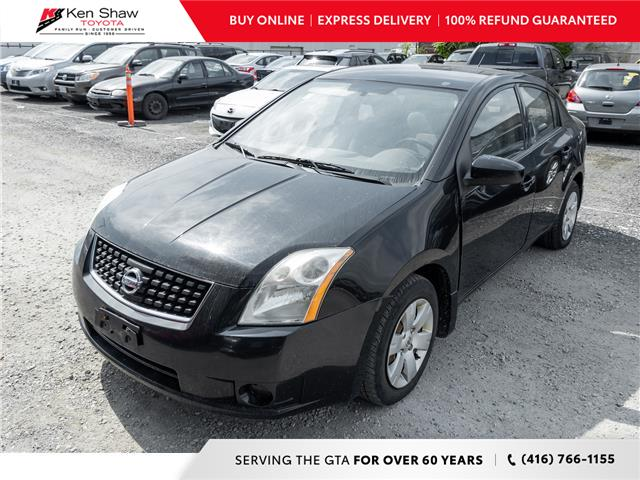 2009 Nissan Sentra 2.0 (Stk: 17203AB) in Toronto - Image 1 of 2