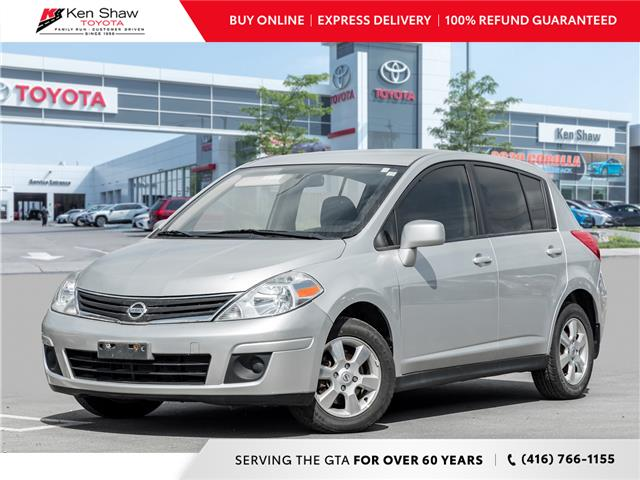 2012 Nissan Versa 1.8 SL (Stk: 17304A) in Toronto - Image 1 of 17