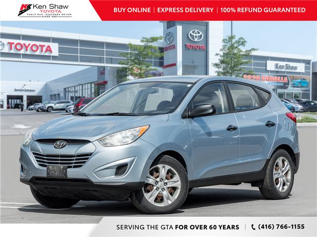 2011 Hyundai Tucson GL (Stk: 17272A) in Toronto - Image 1 of 17