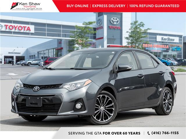 2016 Toyota Corolla LE (Stk: 17271A) in Toronto - Image 1 of 20