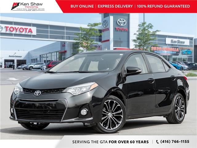 2016 Toyota Corolla LE (Stk: 17285A) in Toronto - Image 1 of 21