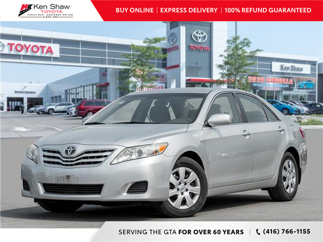 2010 Toyota Camry XLE (Stk: L12883A) in Toronto - Image 1 of 16