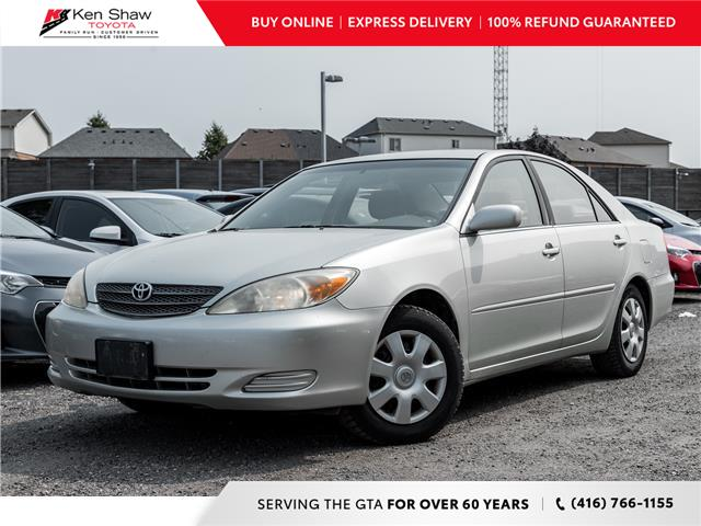 2003 Toyota Camry LE (Stk: 8317XA) in Toronto - Image 1 of 2