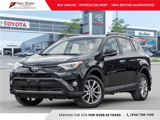 2017 Toyota RAV4 Limited (Stk: 17305A) in Toronto - Image 1 of 23