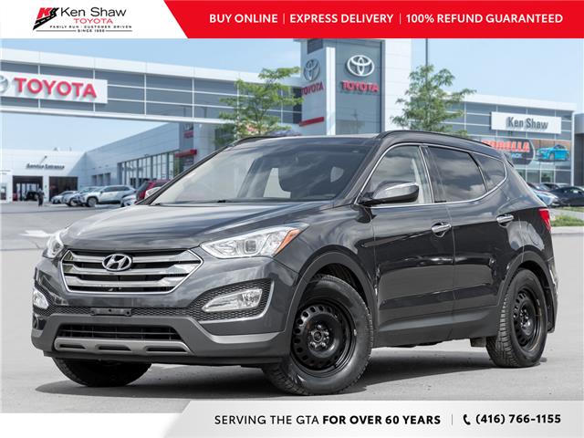 2016 Hyundai Santa Fe Sport 2.0T SE (Stk: 17324A) in Toronto - Image 1 of 20