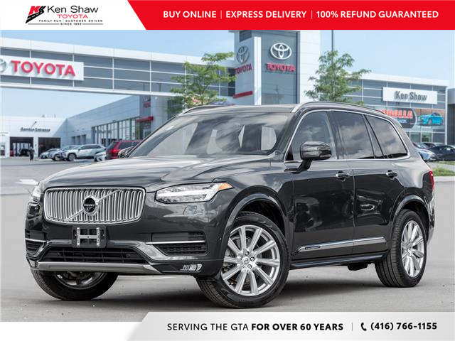 2017 Volvo XC90 T6 Inscription (Stk: 17311A) in Toronto - Image 1 of 24