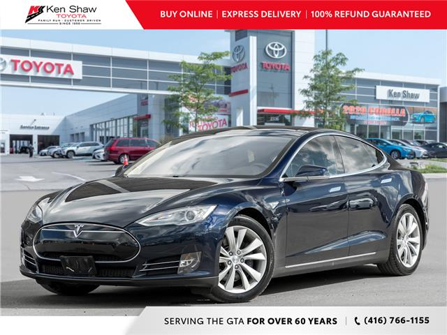 2014 Tesla Model S 85 (Stk: 17267A) in Toronto - Image 1 of 21