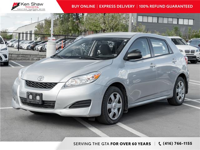 2010 Toyota Matrix Base (Stk: 80136a) in Toronto - Image 1 of 2
