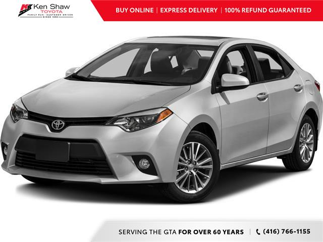 2014 Toyota Corolla LE (Stk: 17289AB) in Toronto - Image 1 of 1