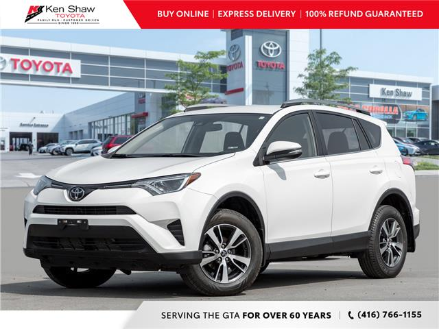 2018 Toyota RAV4 LE (Stk: 17133A) in Toronto - Image 1 of 18