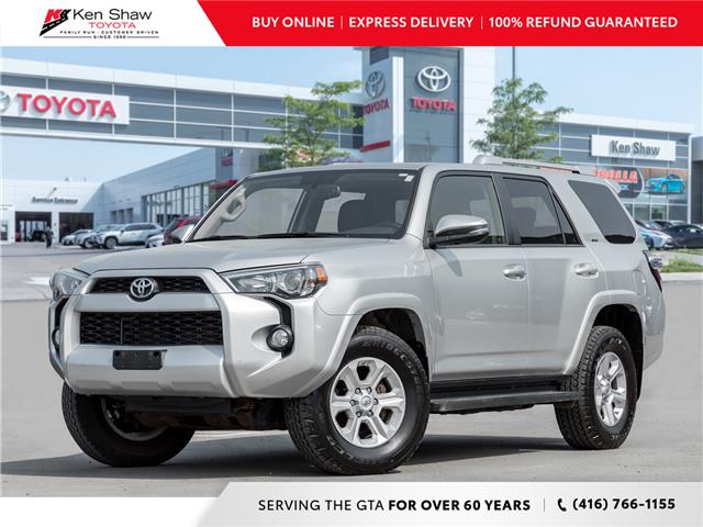 2014 Toyota 4Runner SR5 V6 (Stk: 79988A) in Toronto - Image 1 of 21