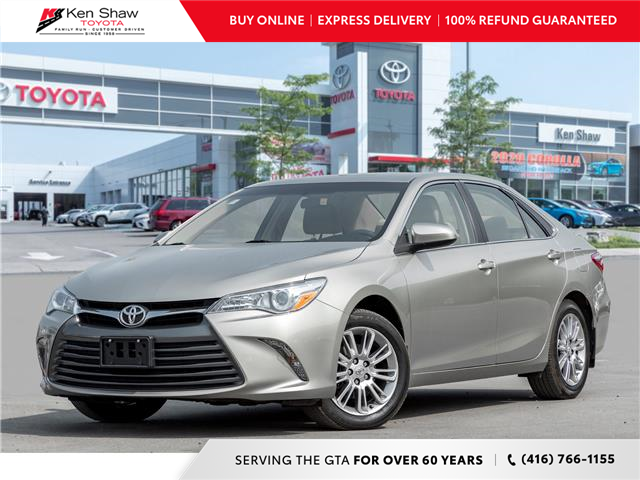 2015 Toyota Camry LE (Stk: 17325A) in Toronto - Image 1 of 19