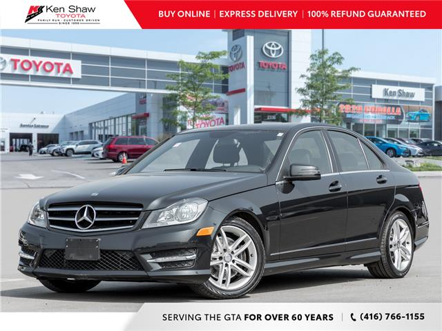 2014 Mercedes-Benz C-Class Base (Stk: 17313A) in Toronto - Image 1 of 18