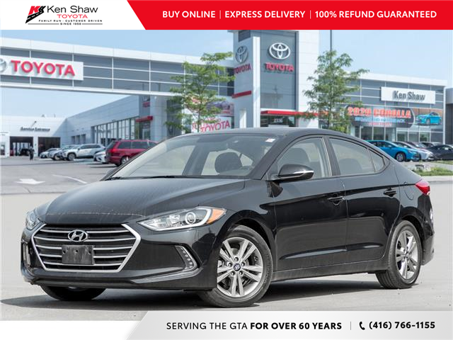 2017 Hyundai Elantra Limited Ultimate (Stk: L12478A) in Toronto - Image 1 of 19