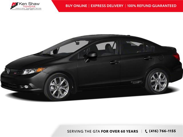 2012 Honda Civic Si (Stk: 17361A) in Toronto - Image 1 of 3