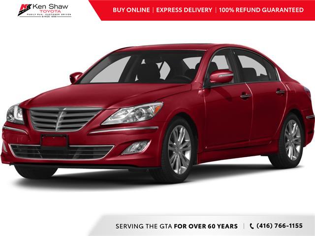 2013 Hyundai Genesis 3.8 (Stk: L12897X) in Toronto - Image 1 of 1