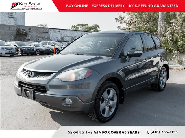 2009 Acura RDX Base (Stk: 17321A) in Toronto - Image 1 of 2