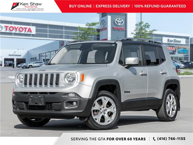 2015 Jeep Renegade Limited (Stk: 79910A) in Toronto - Image 1 of 21