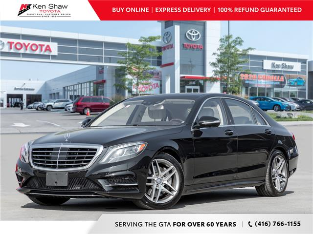 2014 Mercedes-Benz S-Class Base (Stk: 17330A) in Toronto - Image 1 of 26