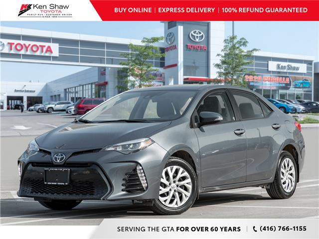 2017 Toyota Corolla SE (Stk: 17338A) in Toronto - Image 1 of 18