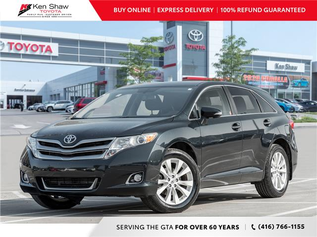 2015 Toyota Venza Base (Stk: 17315A) in Toronto - Image 1 of 18