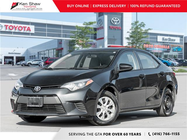 2016 Toyota Corolla LE (Stk: 17308A) in Toronto - Image 1 of 16