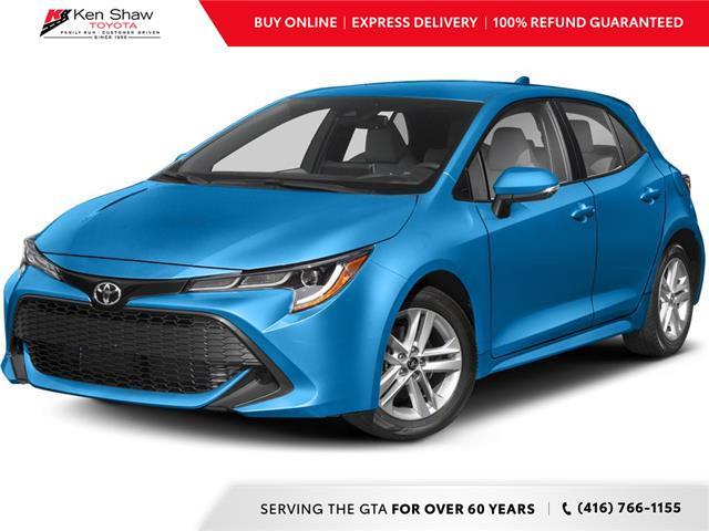 2020 Toyota Corolla Hatchback Base (Stk: 79731) in Toronto - Image 1 of 7
