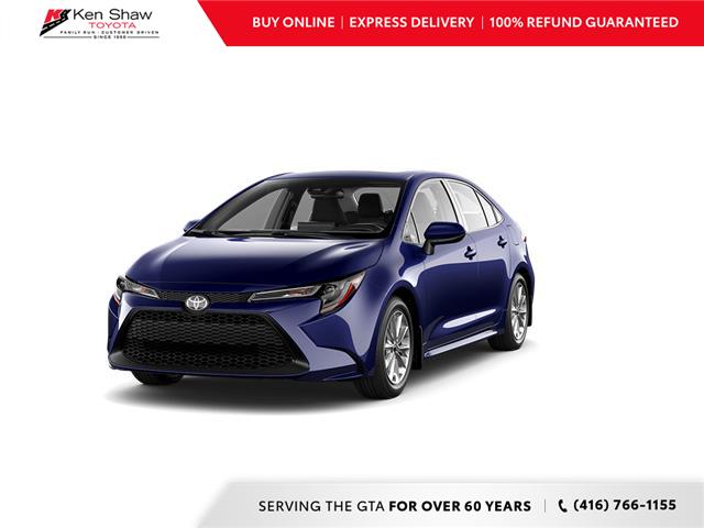 2020 Toyota Corolla LE (Stk: 78874) in Toronto - Image 1 of 11