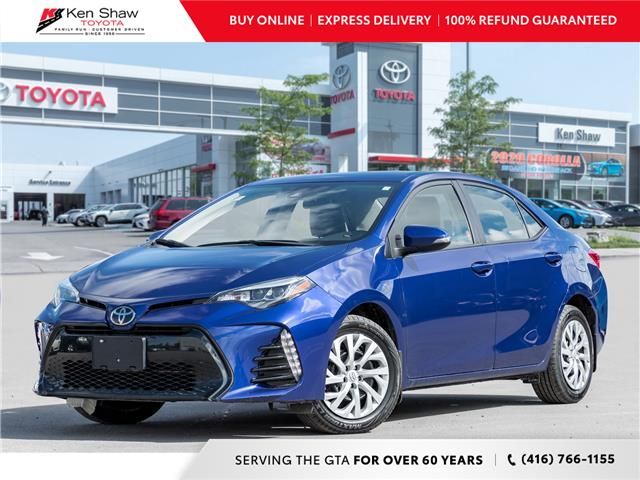 2017 Toyota Corolla SE (Stk: 17327A) in Toronto - Image 1 of 18