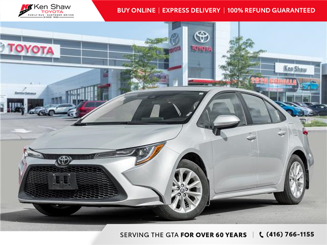 2020 Toyota Corolla LE (Stk: 17370A) in Toronto - Image 1 of 19