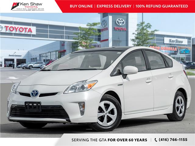 2015 Toyota Prius Base (Stk: 17333A) in Toronto - Image 1 of 19