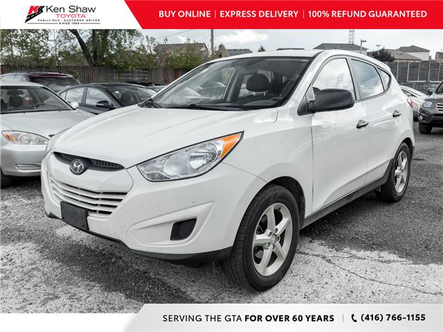 2011 Hyundai Tucson GL (Stk: 17164AB) in Toronto - Image 1 of 2