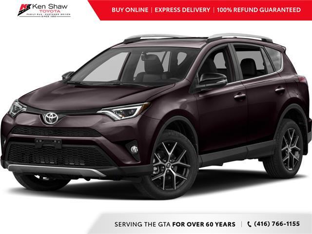 2017 Toyota RAV4 SE (Stk: 17399A) in Toronto - Image 1 of 1