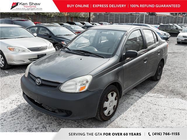 2005 Toyota Echo Base (Stk: 17273AB) in Toronto - Image 1 of 2