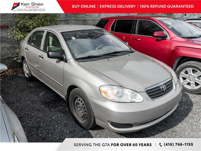 2008 Toyota Corolla CE (Stk: 17319AB) in Toronto - Image 1 of 2