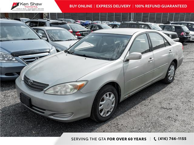 2003 Toyota Camry LE (Stk: 80088A) in Toronto - Image 1 of 2