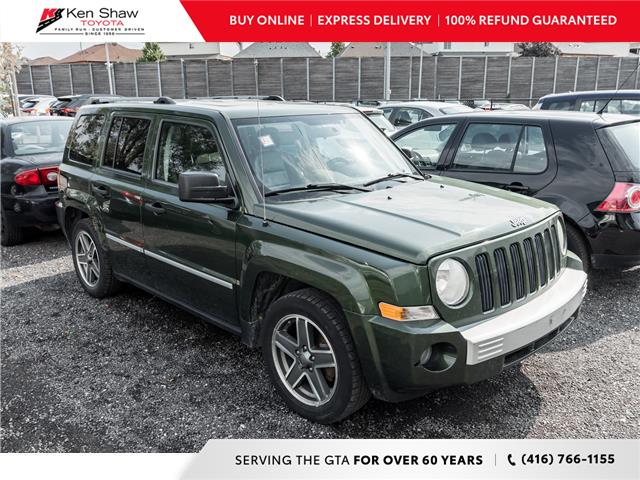 2009 Jeep Patriot Limited (Stk: 80203A) in Toronto - Image 1 of 2