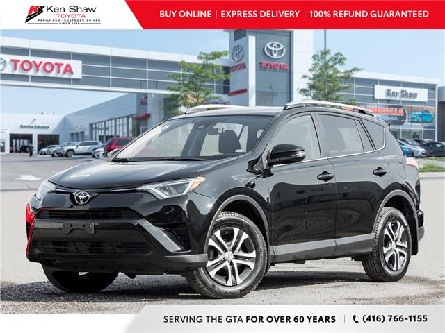 2017 Toyota RAV4 LE (Stk: 17350A) in Toronto - Image 1 of 18