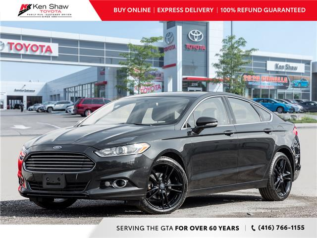 2013 Ford Fusion Titanium (Stk: 17378A) in Toronto - Image 1 of 20