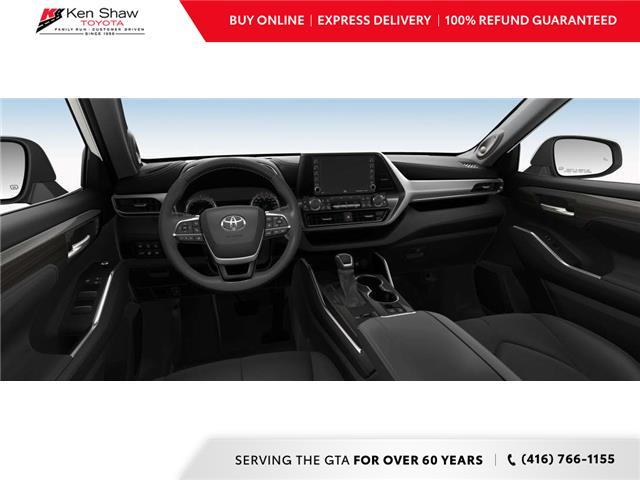 2021 Toyota Highlander Hybrid Limited (Stk: 80278) in Toronto - Image 1 of 6